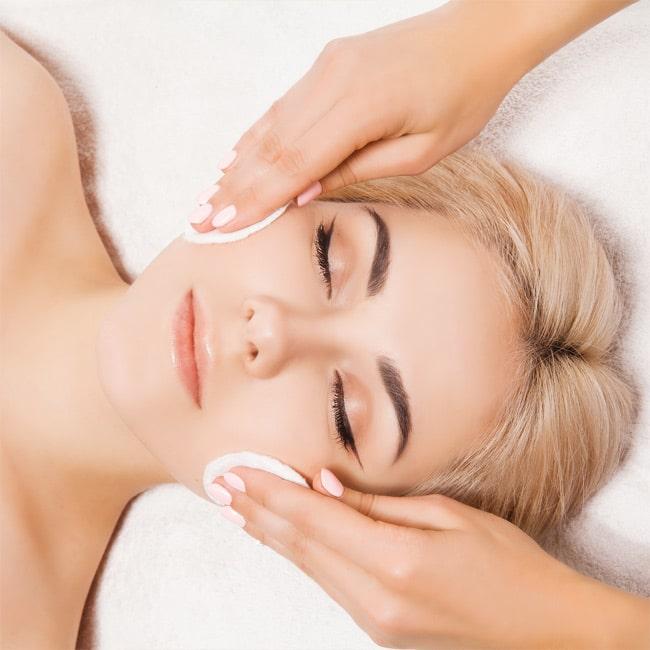 Peeling Facial Químico y Mascarilla