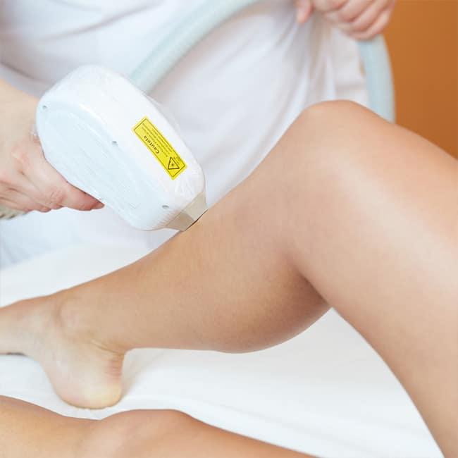fotodepilación medias piernas cádiz